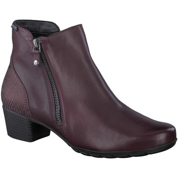 Chaussures Femme Bottines Mephisto Bottines IZIA chianti Rouge