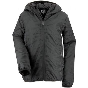 Vêtements Garçon Blousons Emporio Armani EA7 Blouson  Junior (Noir) Noir