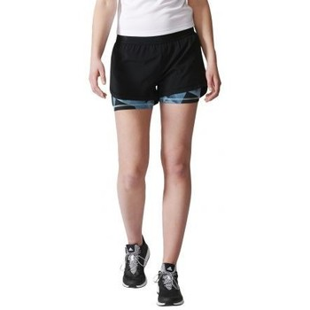 Short Adidas - femmes training short two-in-one