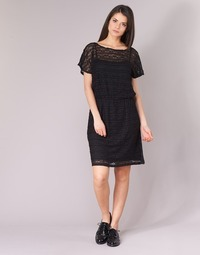 Vêtements Femme Robes courtes Esprit AXERTA Noir