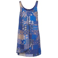 Vêtements Femme Robes courtes Desigual OFFOELA Bleu