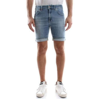 Vêtements Homme Shorts / Bermudas Dondup DERICK UP454 SHORTS ET BERMUDAS Homme DENIM LIGHT BLUE DENIM LIGHT BLUE