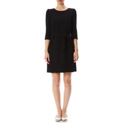 Vêtements Femme Robes courtes Suncoo CALVIN Noir
