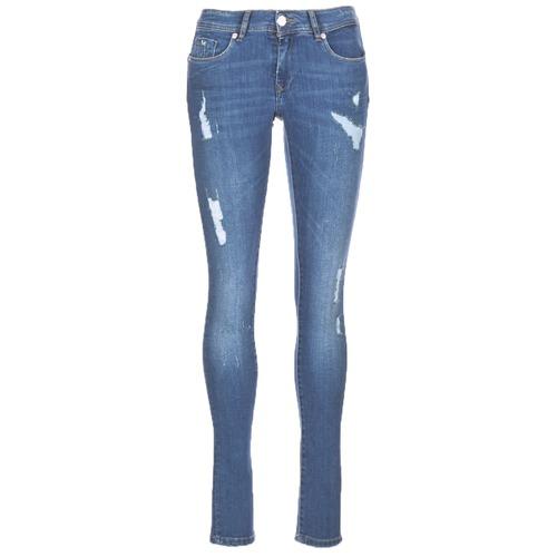 Vêtements Femme Jeans slim Kaporal LOKA Bleu Medium