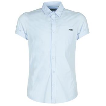 Vêtements Homme Chemises manches courtes Kaporal LOGIK Bleu