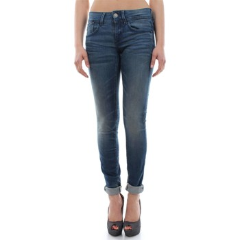 Vêtements Femme Jeans slim G-Star Raw 60885 6550 L.32 LYNN JEANS Femme DENIM MEDIUM BLUE DENIM MEDIUM BLUE