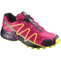 Chaussures Femme Baskets basses Salomon Chaussures  Speedcross 4 W Pink / Black Rose