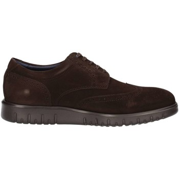 Chaussures Homme Derbies CallagHan 10501  Homme Brown Brown