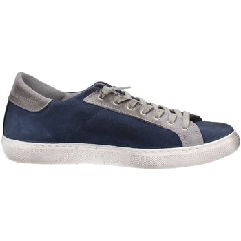 Chaussures 2 stars 2s1617 basket homme blue