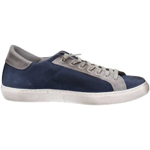 Chaussures Homme Baskets basses 2 Stars 2S1617 Basket Homme Blue Blue