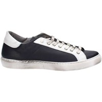 Chaussures Homme Baskets basses 2 Stars 2S1603 Basket Homme Navy/White Navy/White