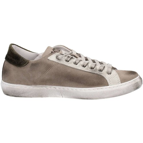Chaussures Homme Baskets basses 2 Stars 2S1614 Basket Homme Grey Grey