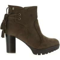 Chaussures Femme Bottines Refresh 63654 Marr?n