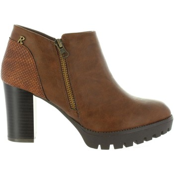 Chaussures Femme Bottines Refresh 63658 Marr?n