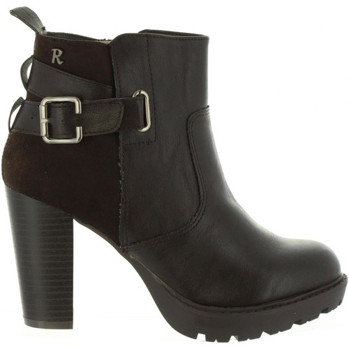 Chaussures Femme Bottines Refresh 63632 Marrón
