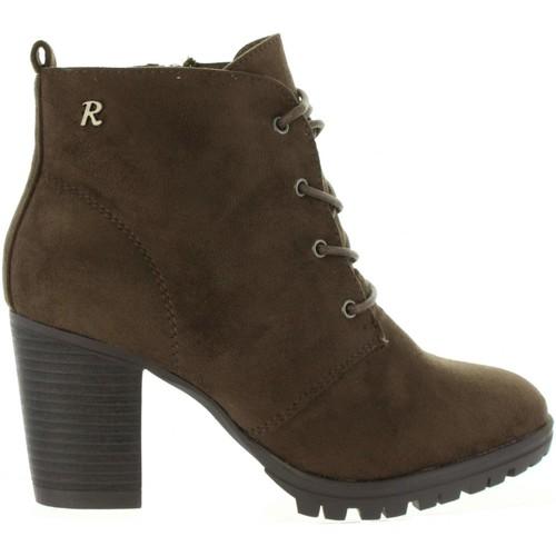 Chaussures Femme Bottines Refresh 63648 Marrón