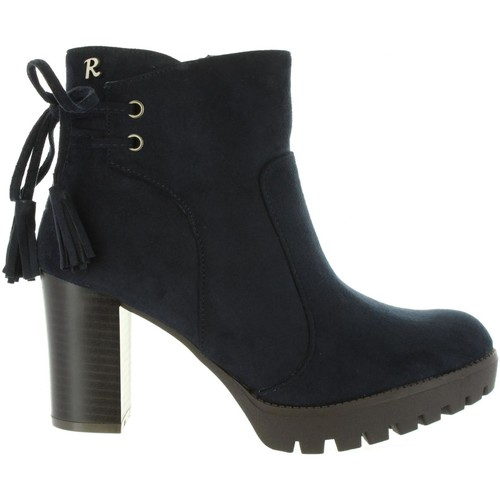 Chaussures Femme Bottines Refresh 63654 Azul