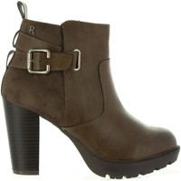 Chaussures Femme Bottines Refresh 63632 Marr?n