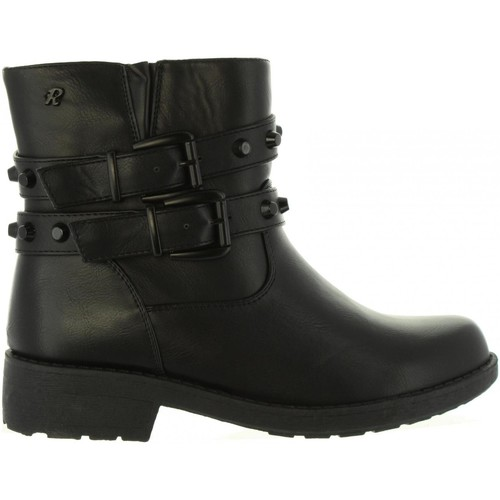 Chaussures Femme Bottines Refresh 63838 Negro