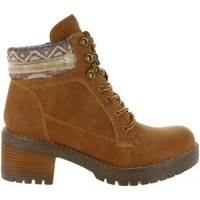 Chaussures Femme Bottines Refresh 63998 Marr?n