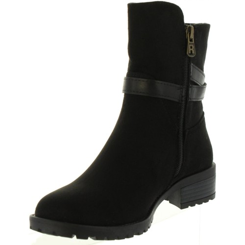 Refresh 63710 Bottines Femme Chaussures Negro pUVqMGzS