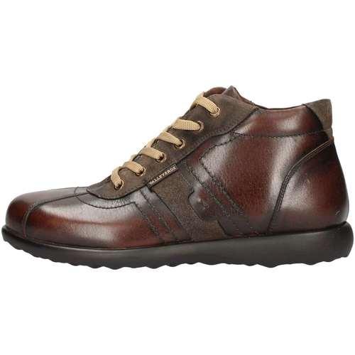 Chaussures Homme Mocassins Valleverde 49802 Bootie Homme Marron Marron