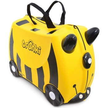Sacs Valises Rigides Trunki Valise enfant Abeille Bernard Multicolor