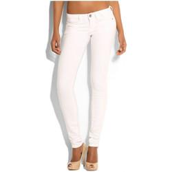 Vêtements Femme Jeans skinny Guess Jean Skinny  Blanc (sp)