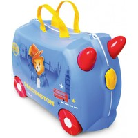 Sacs Valises Rigides Trunki Valise enfant Ours Paddington Multicolor