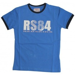 Vêtements Garçon T-shirts manches courtes Redskins T-Shirt  STACAL Royal (sp) Bleu