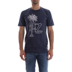 Vêtements Homme T-shirts manches courtes Jack & Jones 12120198 COSTON T-SHIRT Homme MOOD INDIGO MOOD INDIGO