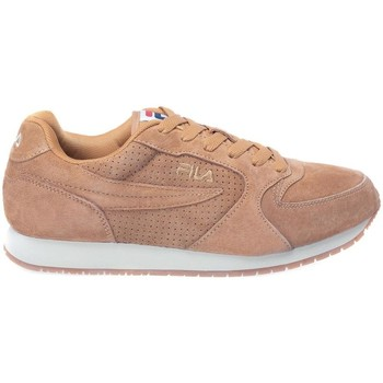 Chaussures Homme Baskets basses Fila Zapatillas  Ravel S Low Beige