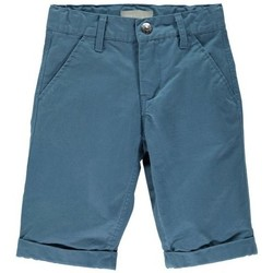 Vêtements Garçon Shorts / Bermudas Name It Kids Bermuda enfant Garçon Ikarlo Bleu 13107447 (sp)