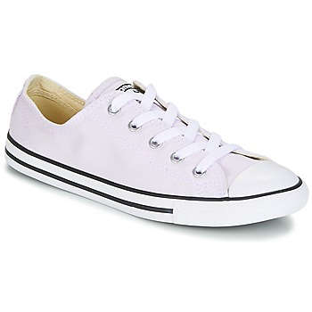 Chaussures Femme Baskets basses Converse CHUCK TAYLOR ALL STAR DAINTY OX CANVAS COLOR Blanc