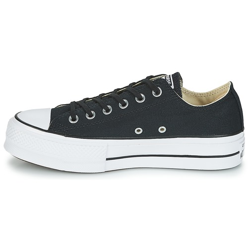 Basses Ox Taylor Star Femme Noir Converse Chuck Lift Baskets All WYeEDI9H2