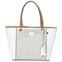 Sacs Femme Cabas / Sacs shopping Guess KAMRYN TOTE Blanc