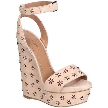 Chaussures Femme Sandales et Nu-pieds Alaa 6E3X842CC06 Nudo
