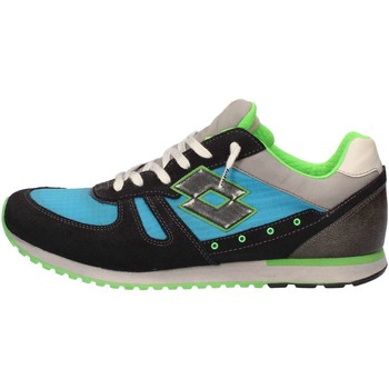 Chaussures Homme Baskets basses Lotto R7023 Sneakers Homme bleu