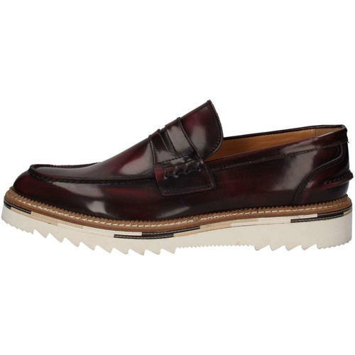 Chaussures Homme Mocassins Marechiaro 1962 1422 Mocassins Homme rouge