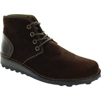 Chaussures Homme Boots Fly London Muni marron