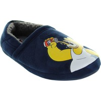 Chaussures Homme Chaussons The Simpsons Hardy Bleu