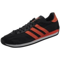 Chaussures Homme Baskets basses adidas Originals Country OG Noir-Rouge