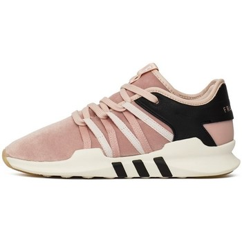 Chaussures Femme Baskets basses adidas Originals Consortium Eqt Lacing Adv Wmns Overkill X Fruition Sneaker Excha Rose-Blanc