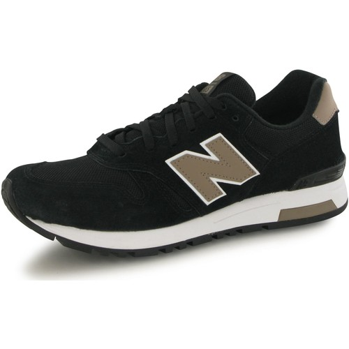 Chaussures Homme Baskets basses New Balance Baskets  Ml565 Skb Noir H noir