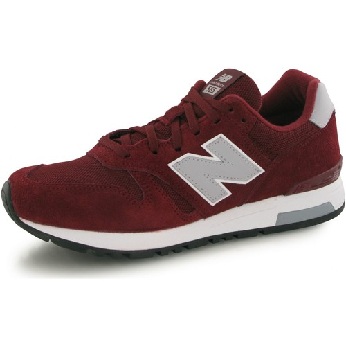 Chaussures Homme Baskets basses New Balance Baskets  Ml565 Srg Rouge H rouge