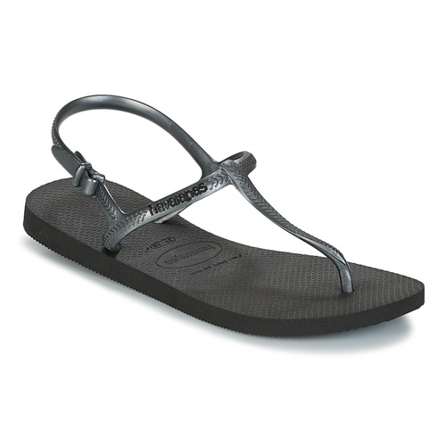 Chaussures Femme Sandales et Nu-pieds Havaianas FREEDOM Black