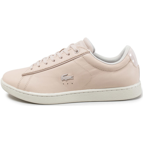 Chaussures Femme Baskets basses Lacoste Carnaby Evo 417 W
