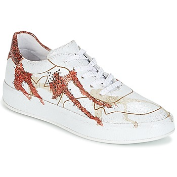 Chaussures Femme Baskets basses Felmini CRASKY Blanc / Rouge