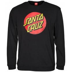 Vêtements Homme Sweats Santa Cruz Sweat  Classic Dot - Black Noir