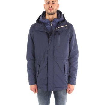 Vêtements Homme Parkas Penn-rich By Woolrich WYCPS0465 Vêtements d'extérieur Homme royal blue royal blue